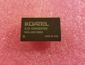 Datel #DAC-HK12BGC D/A Converter 24 Pin Ceramic Dip, Qty. (1) - NEW