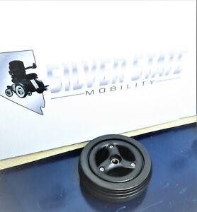 "Quickie QM-710 Caster Wheel 2x6"" Power Wheelchair #3557"