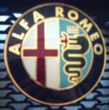 ALFA ROMEO Giulietta Alfetta GTV STEMMA FREGIO TARGHETTA EMBLEM Badge Logo