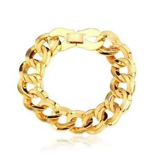 2016 New Arrival 18k Stamped Gold Plated Link Bracelet **Free Shipping**