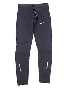 Nike Shield Tech Running Tights Pants Mens Size Large 859270-081 NWT $100