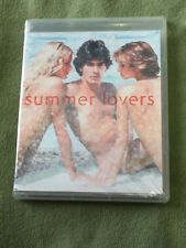 Free*Postage New Summer Lovers Blu Ray Peter Gallagher Daryl Hannah Ran Kleiser