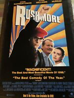 """""""Rushmore"""" movie poster Bill Murray Wes Anderson RARE movie poster"""