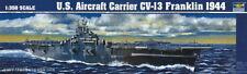 Trumpeter 05604 - 1:350 Flugzeugträger USS CV-13 Franklin - Neu