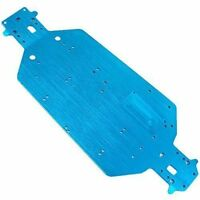 Metal Aluminum Chassis Replacement of HSP 04001 Electric Redcat Racing 1/10