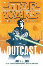 STAR WARS FATE OF THE JEDI OUTCAST RETAIL 1st/1st HB BOOK