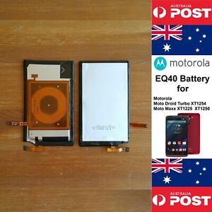 MOTOROLA EQ40 Battery for Moto Droid Turbo XT1254  3900mAh - Local Seller