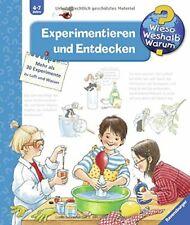 Experimentieren und Entdecken.: Mehr als 30 Exp, Angela-Weinhold*-