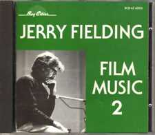 Jerry Fielding - Film Music 2 - CD - 1991- Score Stage & Screen Limited Numbered