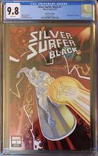 Silver Surfer: Black 1 Clover Press Edition CGC 9.8 (b) (b)
