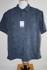 Van Heusen Shirt Top NEW NWT Men's Size XXL 16-161/2 Button Down Blue