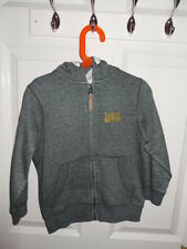 Boy's Green Hooded Top from TU.  Size 5 years 110cm