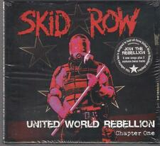 SKID ROW - UNITED WORLD REBELLION CHAPTER ONE  TOP RARE BOX NEW & SEALED