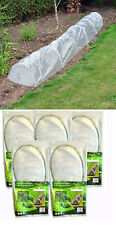 5X Nouveau 1.5 M attribution Plant protection cloche Mini jardin poly tunnel Greenhouse