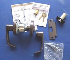 Sargent 28-10G05 LL 10B Grade 1 Entry Lever Lock Oil Rubbed Bronze Sar LA Keyway