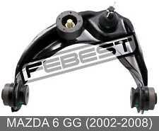 Left Upper Front Arm For Mazda 6 Gg (2002-2008)