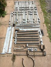 Job Lot Of Gate Furniture Ironmongery Hinges Bolts