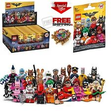 New LEGO Minifigures Batman The Movie 71017 Collectible Unopened Sealed Pack