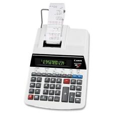 "Canon Printing Calculator 14-Digit 9""x14""x3-1/4"" Gray MP41DHIII"