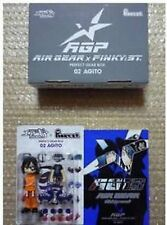 Air Gear # vol.13 book&AGITO figure Pinky Street Box official anime Authentic