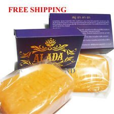 2X ALADA SOAP SPEED WHITENING 160 g Use for face&body,anti-acne&aura brightening