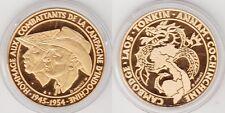 Médaille Française Hommage aux combattants de la campagne D'Indochine 1945-1954
