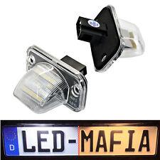 2x VW T4 LED Éclairage de Plaque Transporteur Plaque D'Immatriculation
