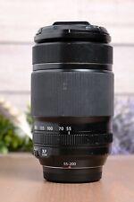 Fujifilm Fujinon 55-200mm f/3.5-4.8 XF R LM OIS Lens for Fuji X-Mount