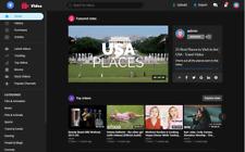Videos Sharing Website You Tube Clone Free Hosting