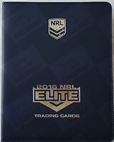 2016 ESP NRL elite trading cards complete set (192 cards) +folder+album card
