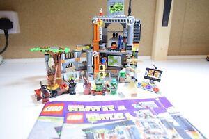 Lego 79103 Teenage Mutant Ninja Turtles Turtle Lair Attack