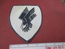 WWII GERMAN LUFTWAFFE II/KG30 DIVING HAWK    BOMBER   FLIGHT JACKET   PATCH