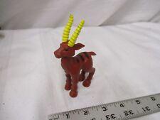 Fisher price Imaginext Jungle Safari Goat Ibex Antelope deer African animal toy