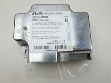 Airbag Steuergerät Airbagsteuergerät für Hyundai I30 FD 07-10 95910-2R000