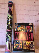 marvel funko pop spiderman Poster And Tee  Marvel Present M