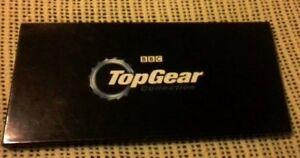BBC TOP GEAR COLLECTION 2007 BOX SET 3 DVD's PLUS 4 PRINTS EXCELLENT CONDITION