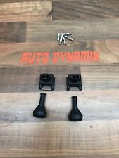 2 x Fuel injector plugs & boots Bosch EV1 2 Pin Amp Junior Timer set