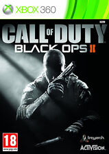Call of Duty Black Ops II (2) Xbox 360 * * En Buenas Condiciones