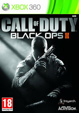 Call of Duty Black Ops II (2) XBOX 360 * en bon état *