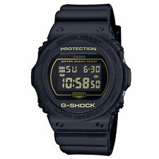 Casio G-Shock Metallic Mirror Digital Watch (Black/Gold)