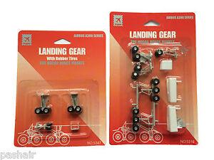 Hogan Wings 1:200 Recambio Engranajes Para Airbus Y Boeing Modelo Aviones (New)