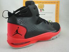 Nike Jordan Ace 23 II, Air,  Black / Pure Platinum / Infrared 23, Size 13