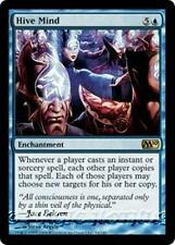 HIVE MIND M10 Magic 2010 MTG Blue Enchantment RARE