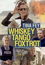 Whiskey Tango Foxtrot (DVD, 2016)