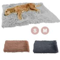 Pet Winter Warm Fleece House Dog Cat Puppy Bed Pad Kennel Cushion Mat