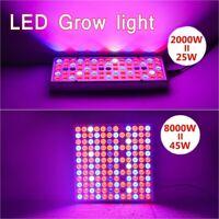 LED Grow Light Hydroponic Full Spectrum Indoor Veg Flower Plant Lamp Panel AU