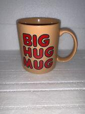 Big Hug Mug FTD Coffee Cup HBO True Detective Matthew McConaughey TAN 12 Oz