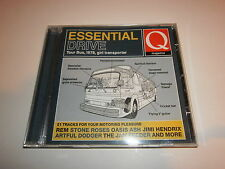 Various ‎– Essential Drive Tour Bus 1978 Girl Transporter [Q CD] Stone Roses Ash