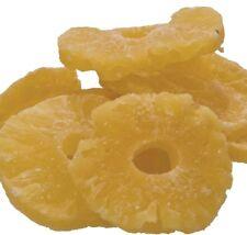 Naturally Dried Pineapple Rings LOW SUGAR NO SULFUR 12 oz
