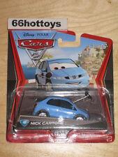 Disney Pixar Cars Nick Cartone #46 NEW